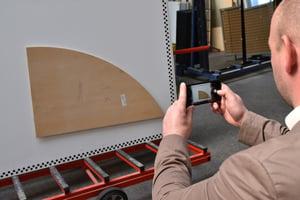 A+W iShape: Pilotierung beim Iso-lierglas-Hersteller Wolff + Meier