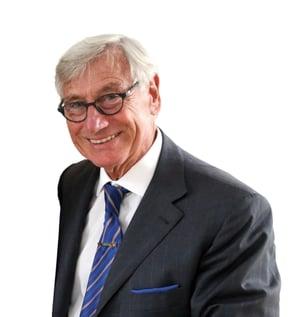 Günter Weidemann, founder and owner of the Schollglas Group.